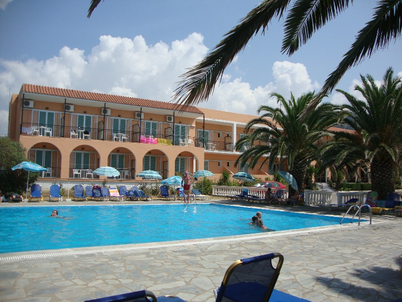 Agios Georgios sever - Hotel Alkyon