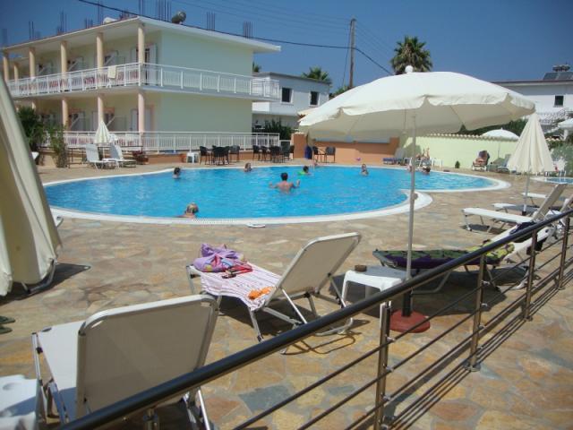 Agios Georgios sever - Hotel Athena