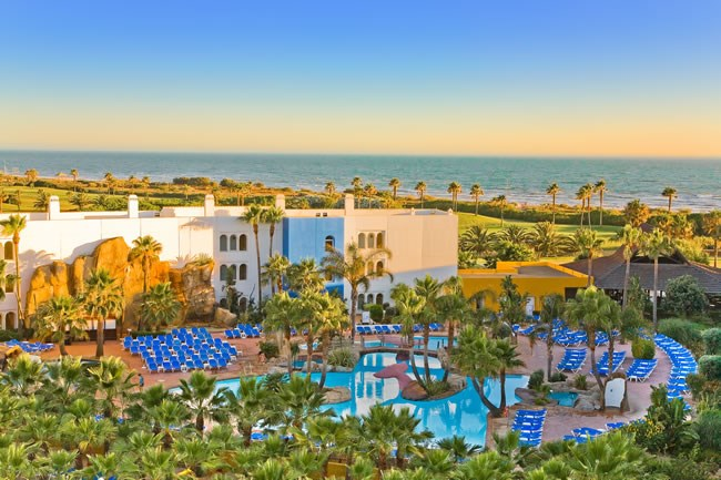 Andalusie - Costa de la Luz - Playaballena Spa Hotel ****
